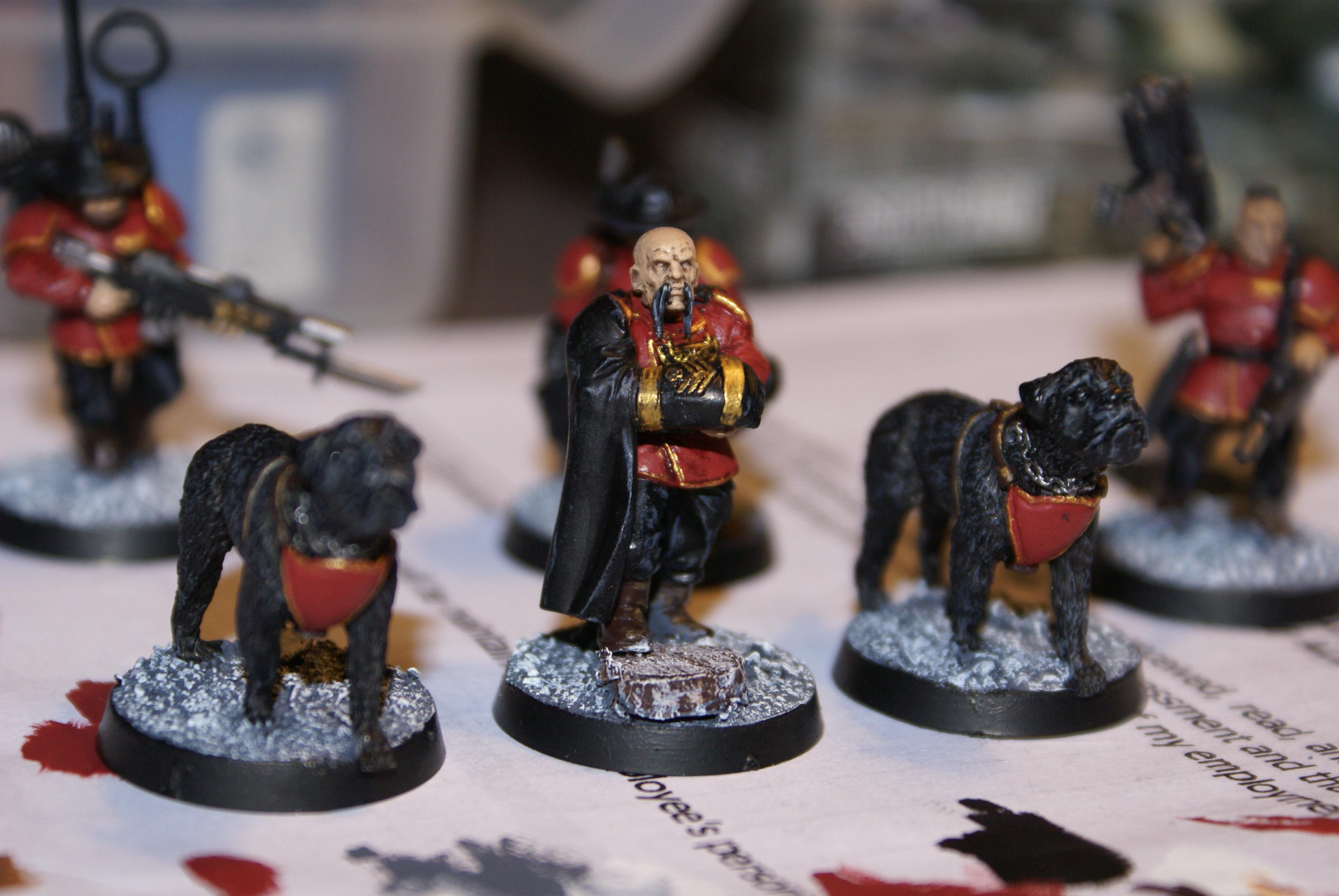 Am, Imperal Guard, Warhammer 40,000