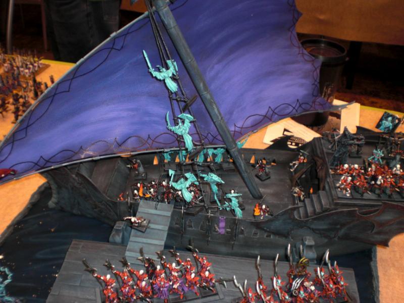 Adepticon, Adepticon 2010, Dark Elves, Display