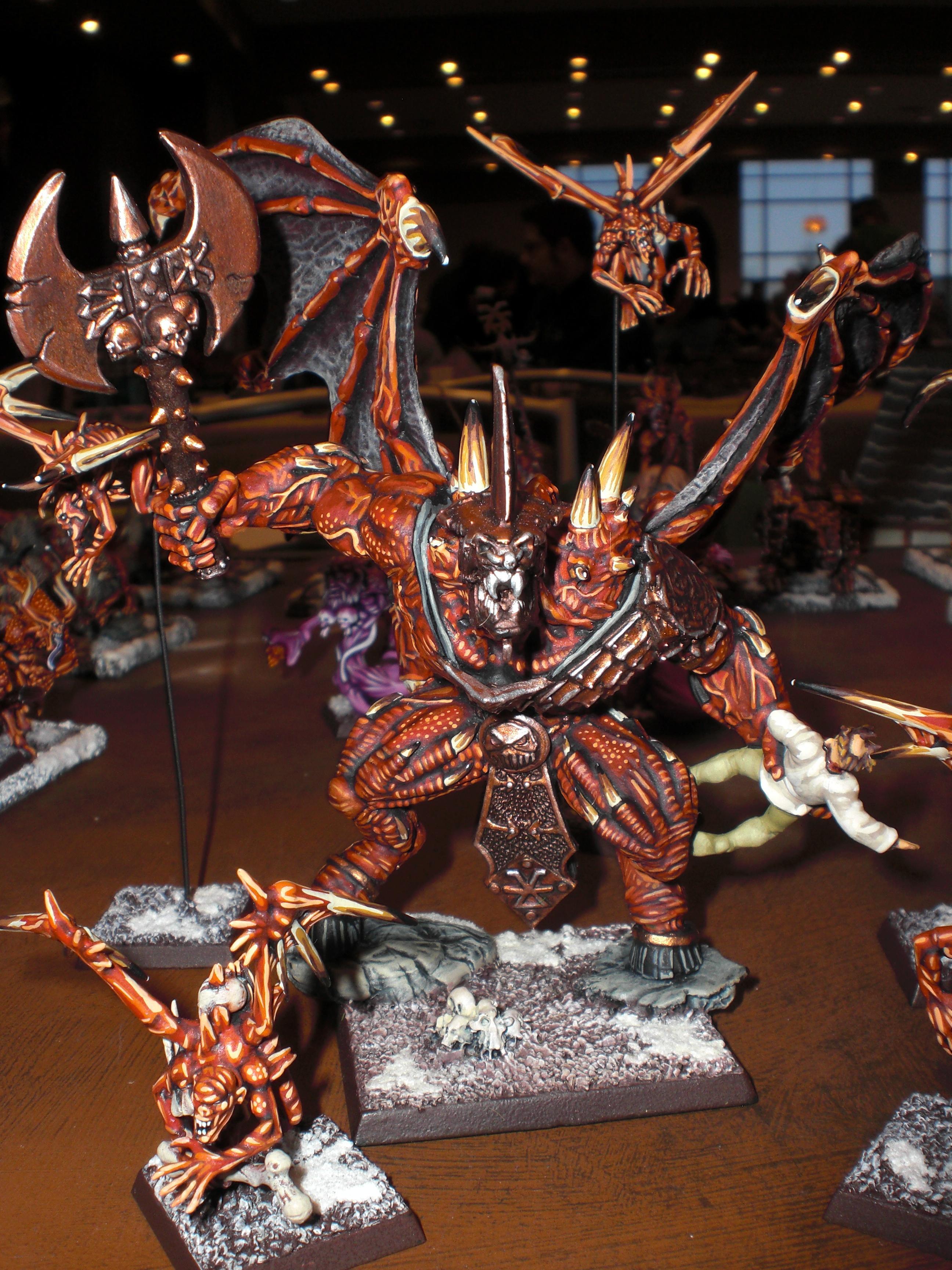 Adepticon, Adepticon 2010, Conversion, Daemons, Warhammer Fantasy