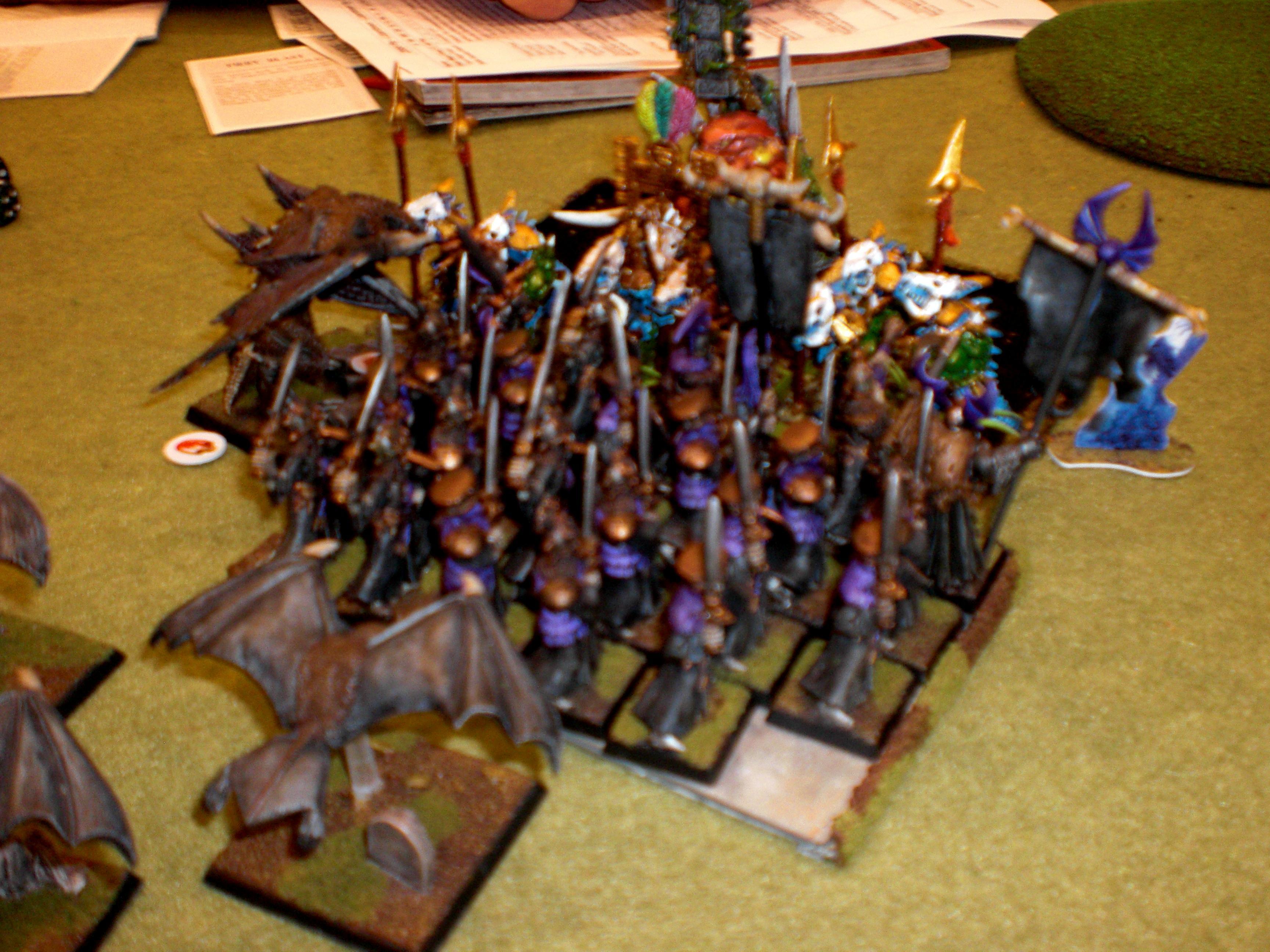 Adepticon, Adepticon 2010, Lizardmen, Vampire Counts, Warhammer Fantasy