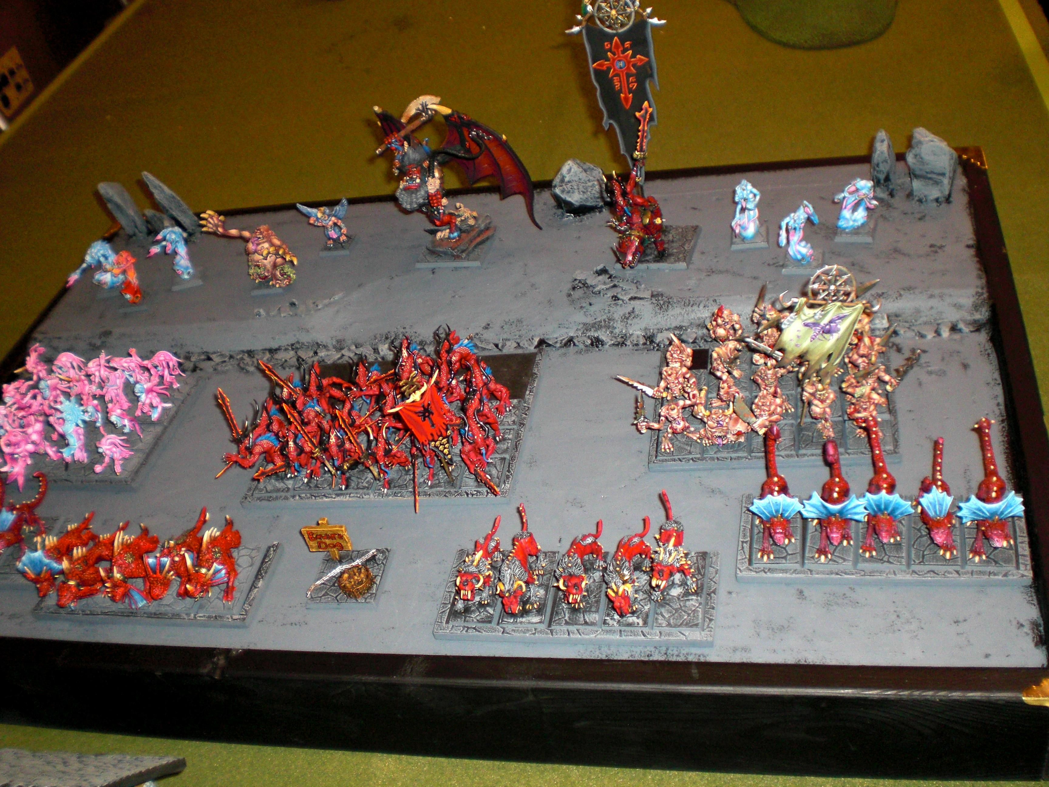 Adepticon, Adepticon 2010, Daemons, Warhammer Fantasy