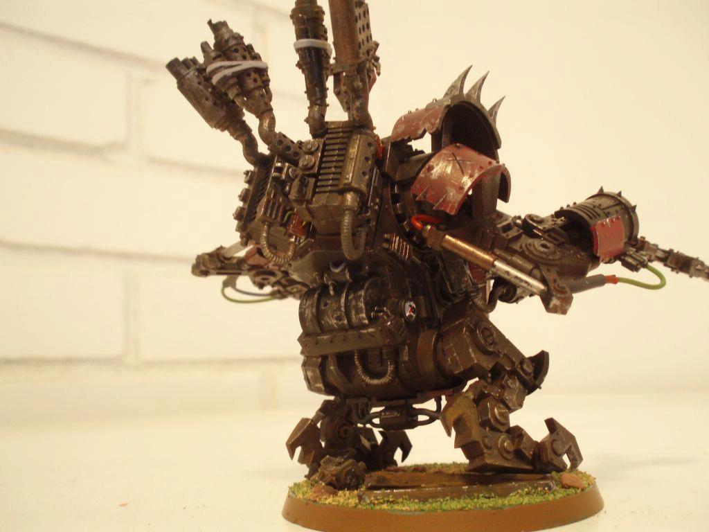 Deff Dread, Greenskins, Orks, Warhammer 40,000