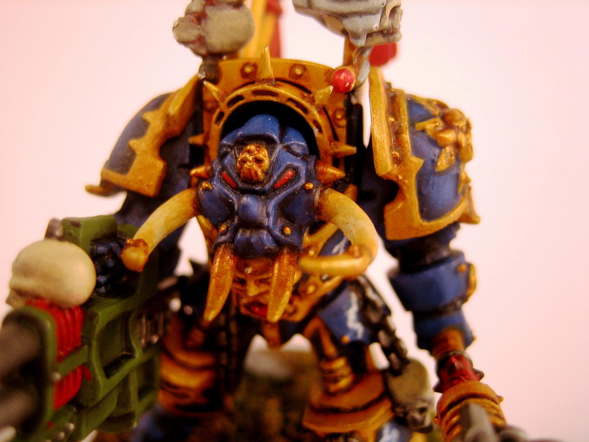 Chaos, Nightlords, Terminator Armor