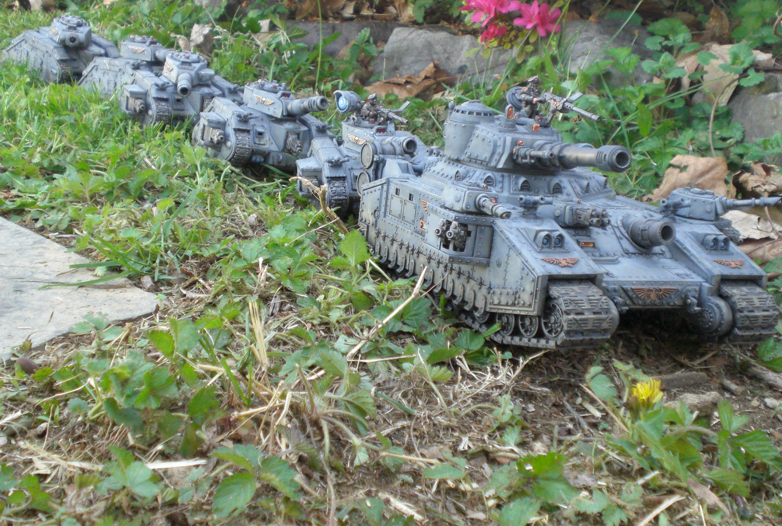 Armored Company, Awww, Baneblade, Imperial Guard, Leman Russ