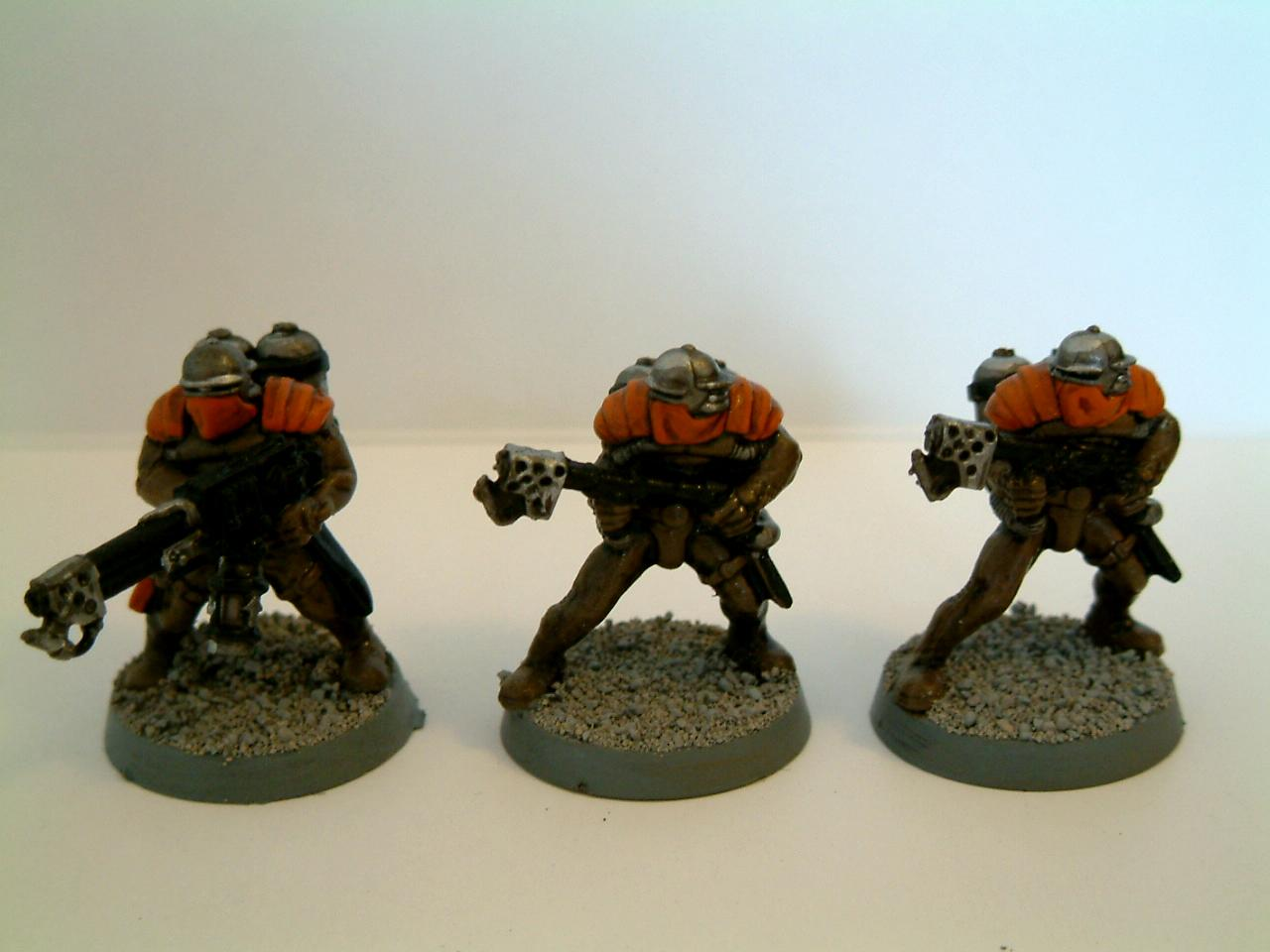 As, Conversion, Counts, Flamers, Guard, Imperial, Imperial Guard, Junkers, Legion, Penal, Shotgun, Void