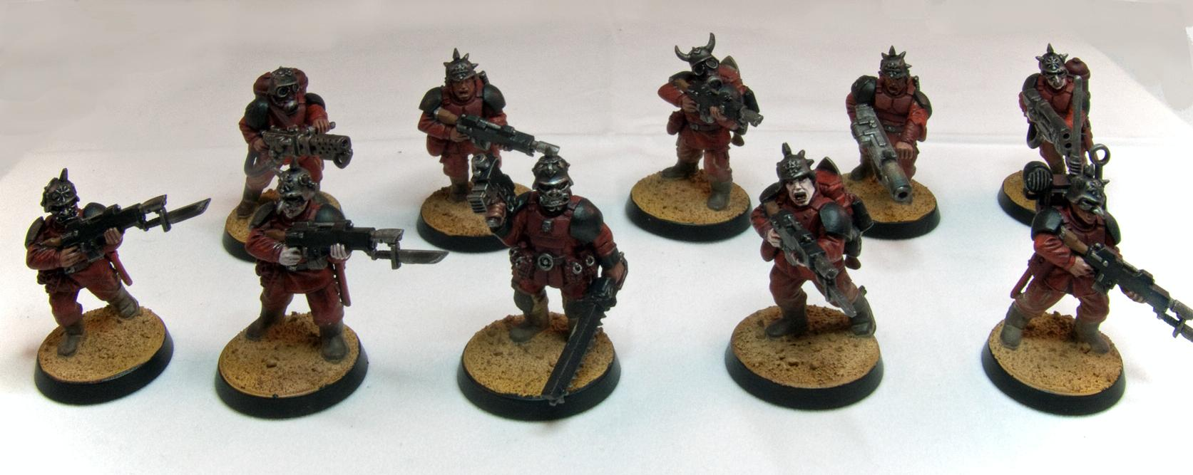 Blood Pact, Imperial Guard, Renegade, Warhammer 40,000