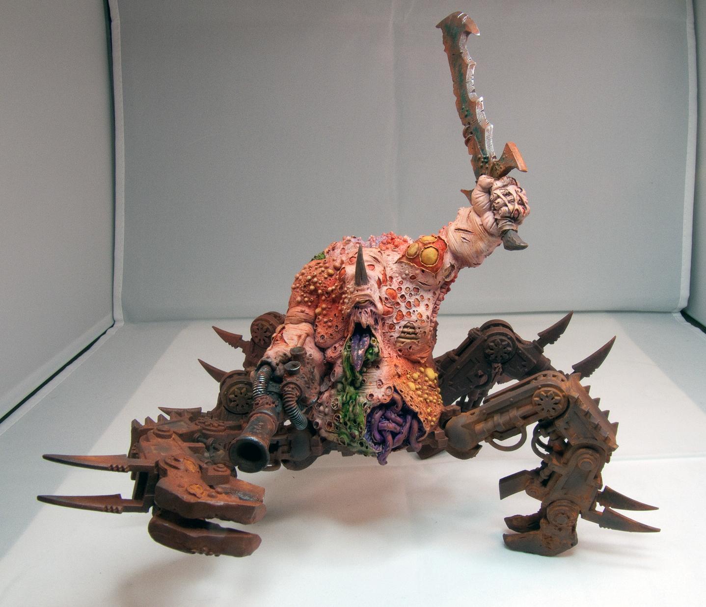 Forge World, Nurgle, Warhammer 40,000