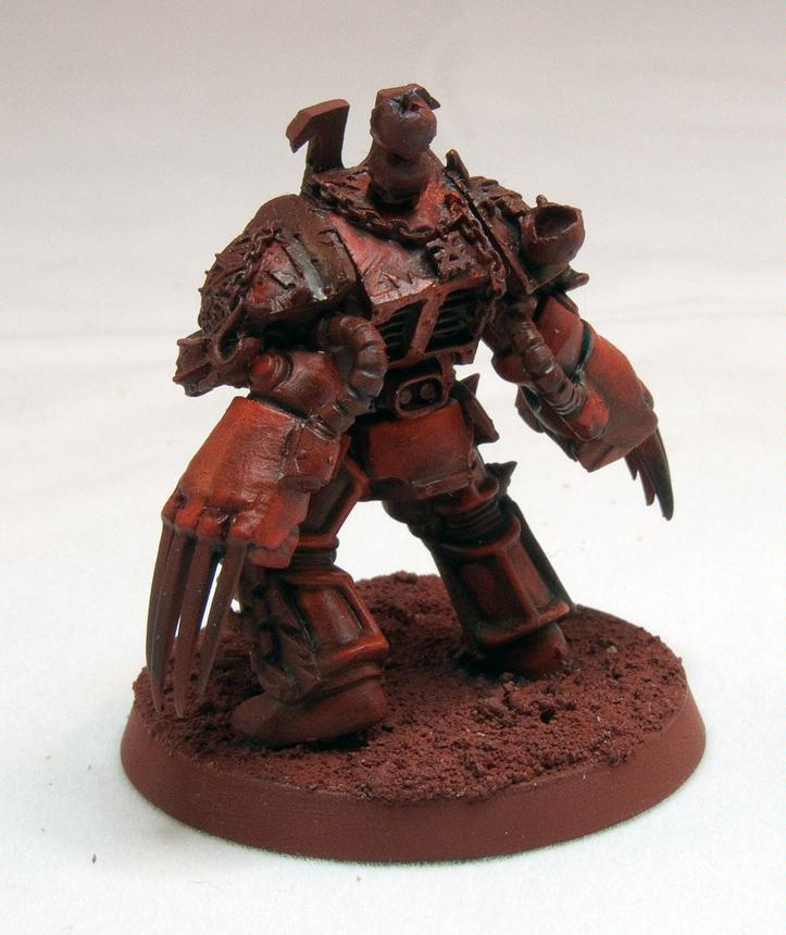Chaos, Chaos Space Marines, Forge World, Khorne, Warhammer 40,000, World Eaters
