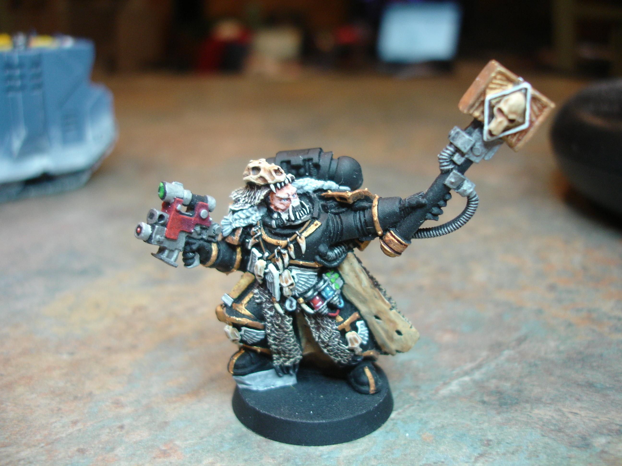 Space Wolves, Wolf Priest