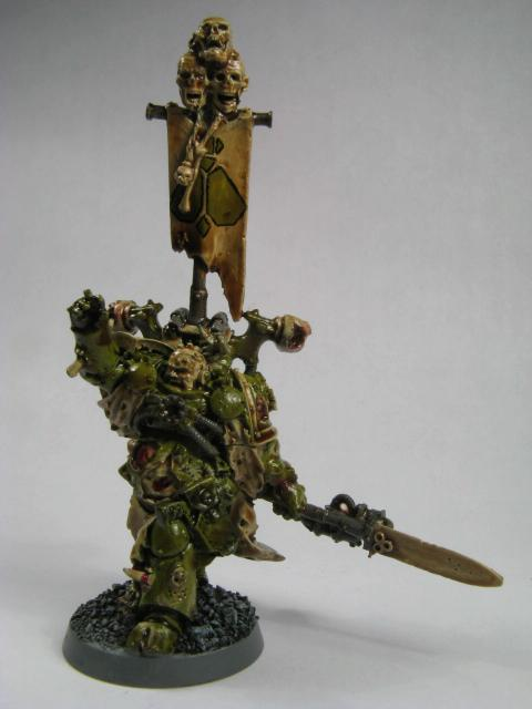 Chaos, Dip, Dipped, Forge World, Nurgle, Sorcerer