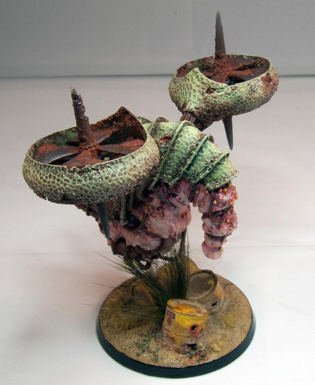 Blight Drone, Forge World, Nurgle, Warhammer 40,000