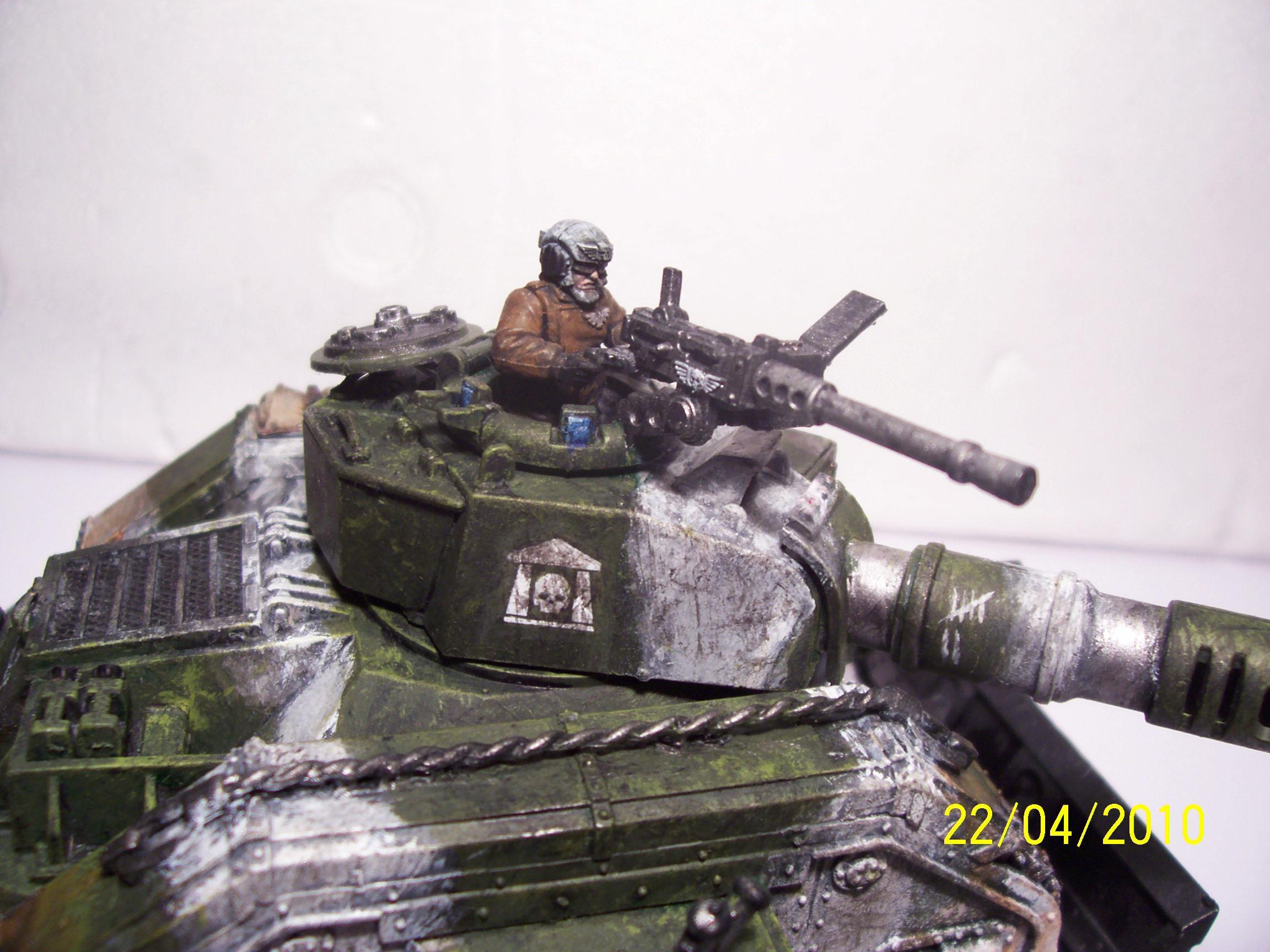 Cadians, Leman Russ Battle Tank