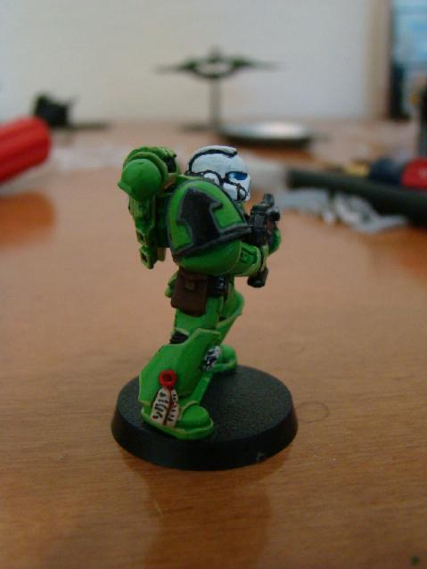 Sons Of Medusa, Space Marines, Tactical Squad