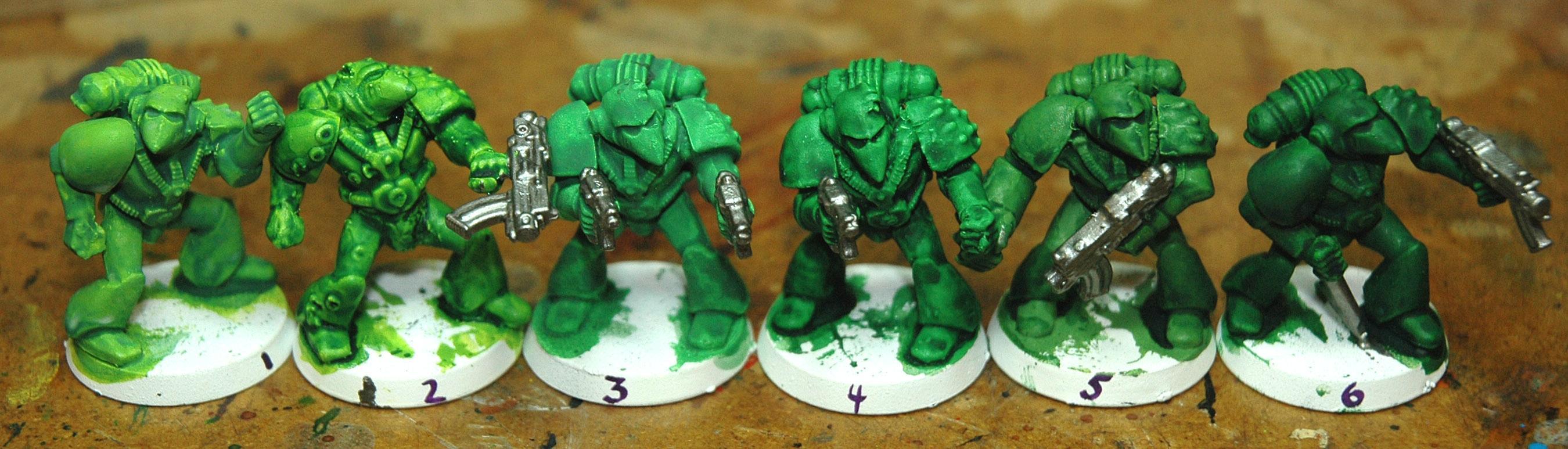Mantis Warriors, Space Marines, Warhammer 40,000