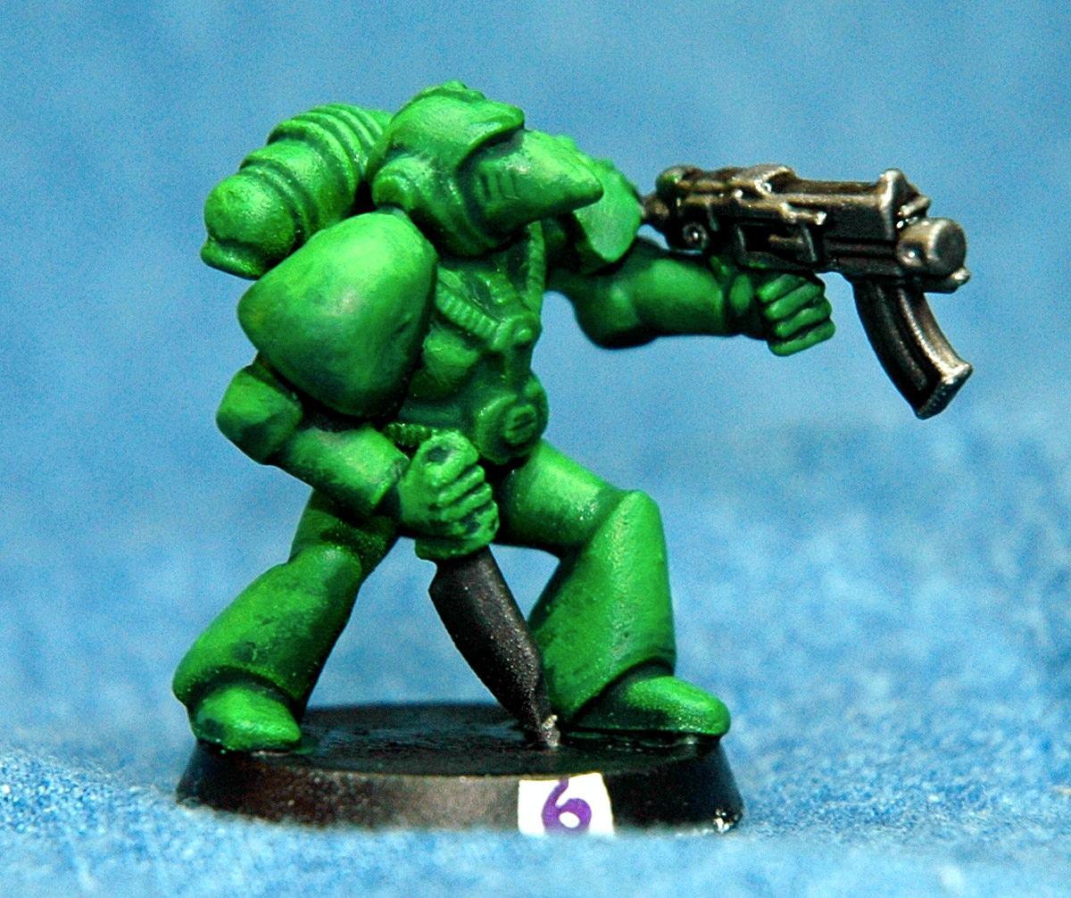 Mantis Warriors, Rogue Trader, Space Marines