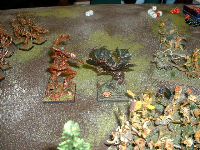 Jabberslythe vs Hamish's Treeman