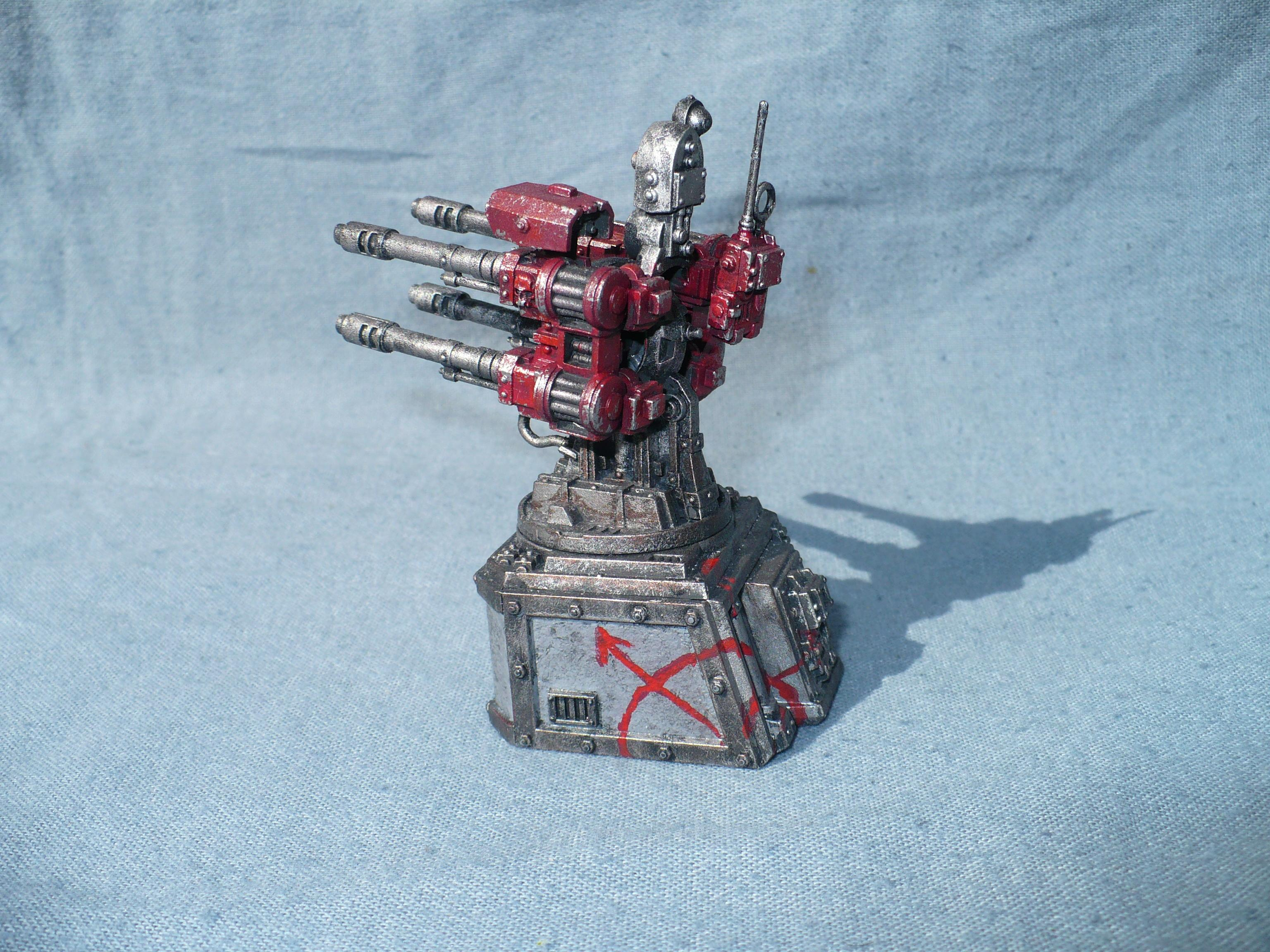 Chaos, Damned, Emplacement, Guard, Heretic, Lost, Renegade, Traitor Guard, Undivided