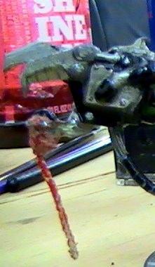 power clawed skull