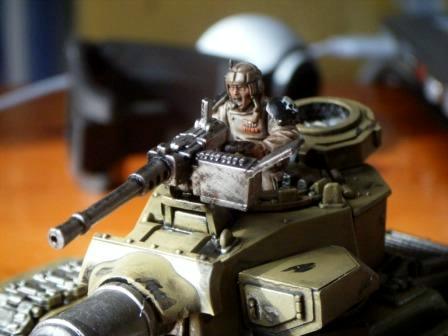 Imperial Guard, Leman Russ Commander