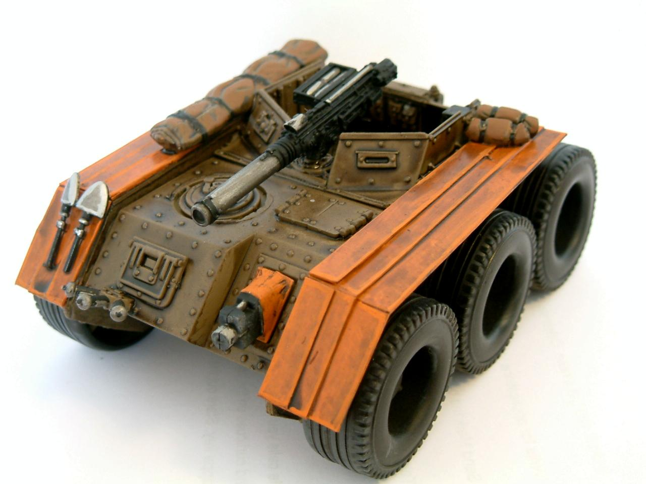 As, Conversion, Counts, Guard, Imperial, Junkers, Legion, Penal, Shotgun, Void, Wheeled