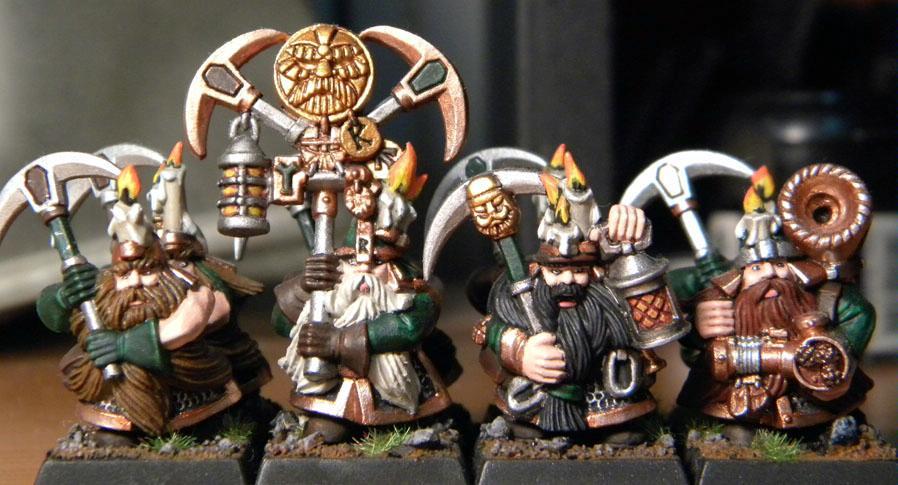 Dwarves, Pass, Skull, Warhammer Fantasy
