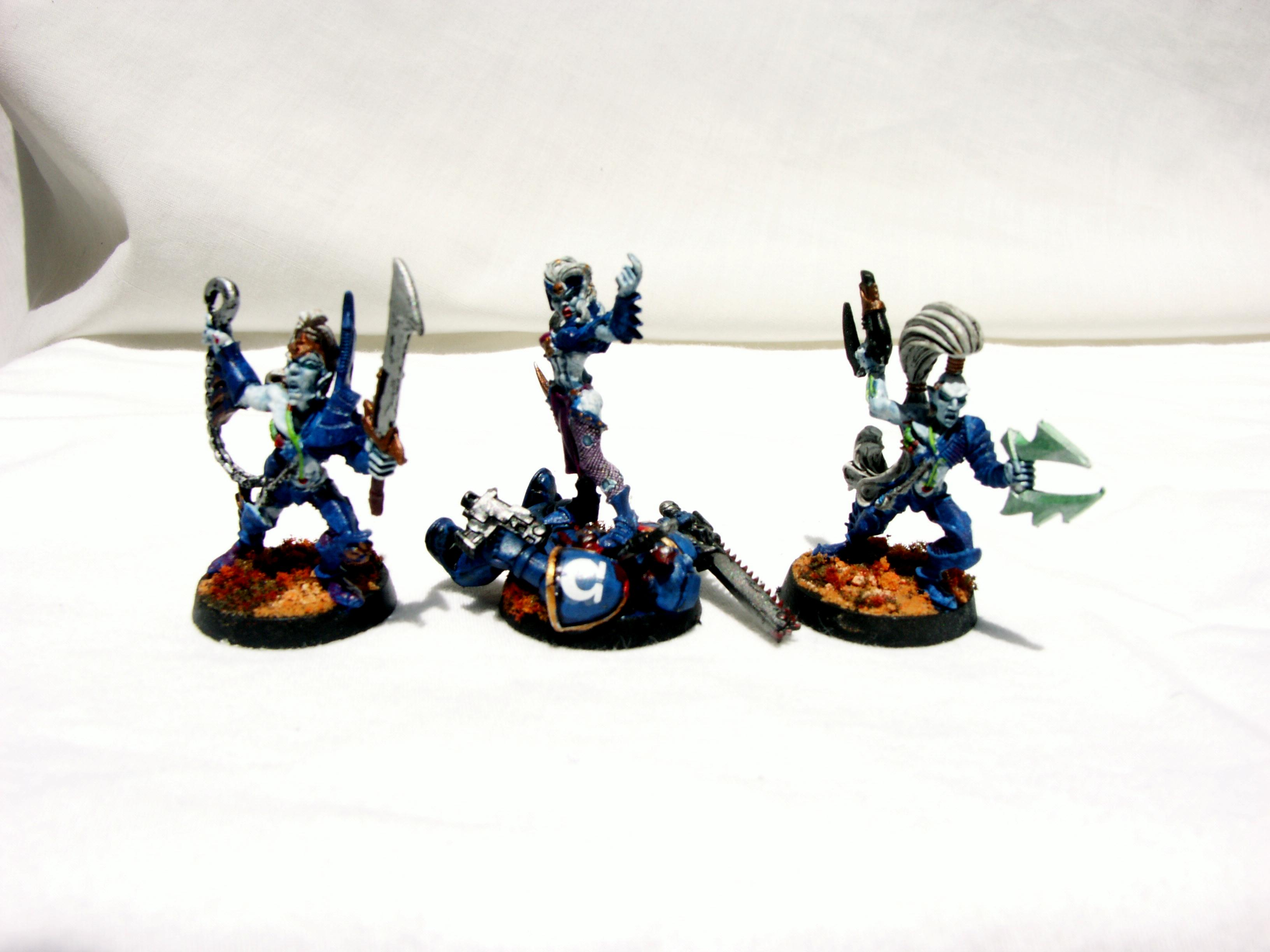 Army, Army Profile, Dark Eldar, De
