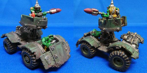 Buggy, Grots, Rebels, Rockets, Scrapheap