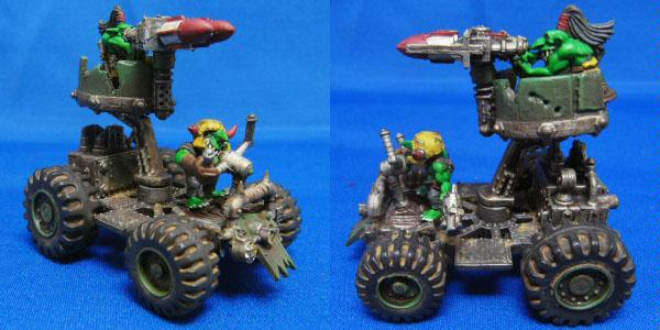 Buggy, Grots, Rebels, Rockets, Scrapheap