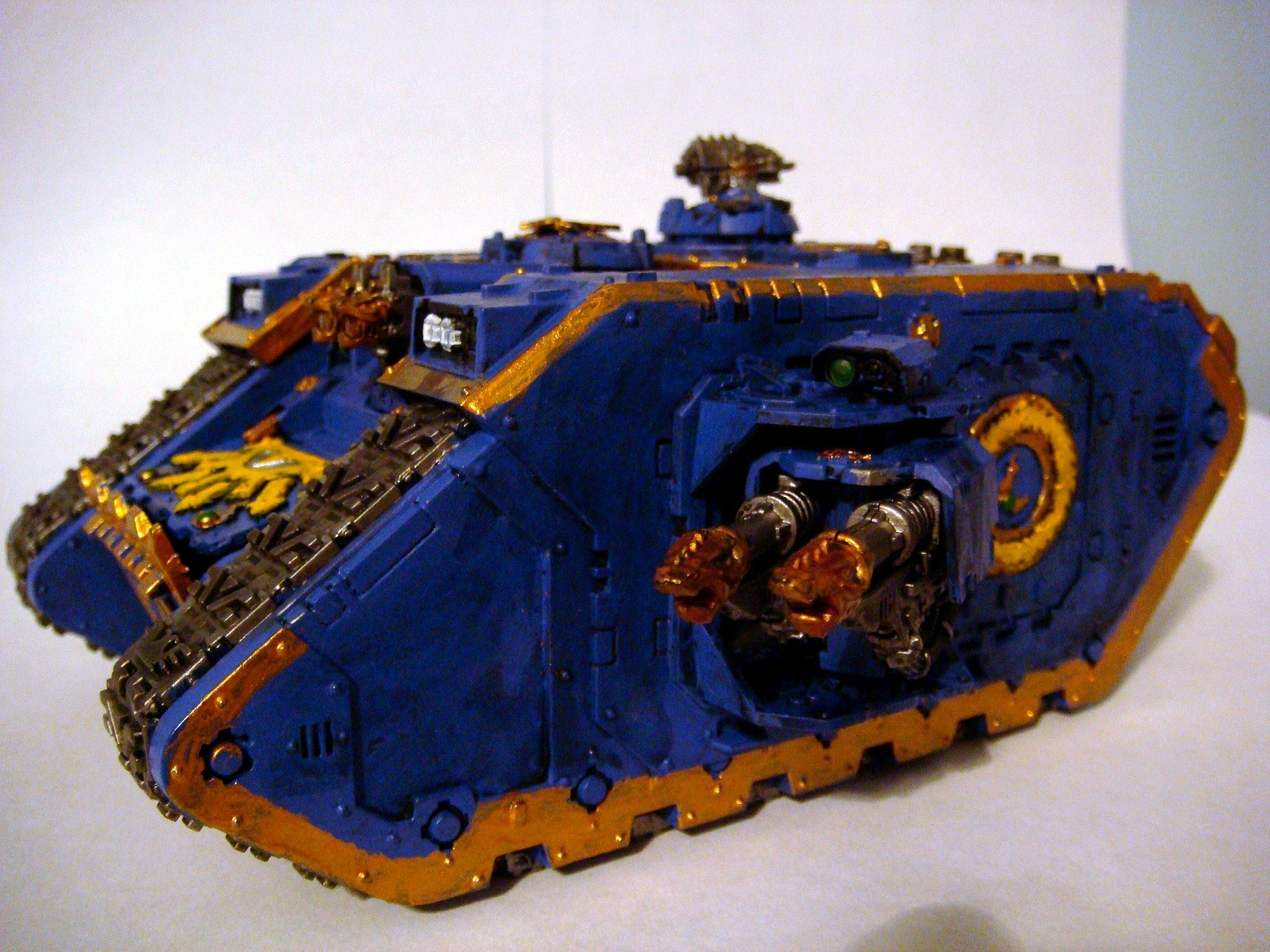 Chaos, Chaos Space Marines, Land Raider, Tank, Thousand Sons