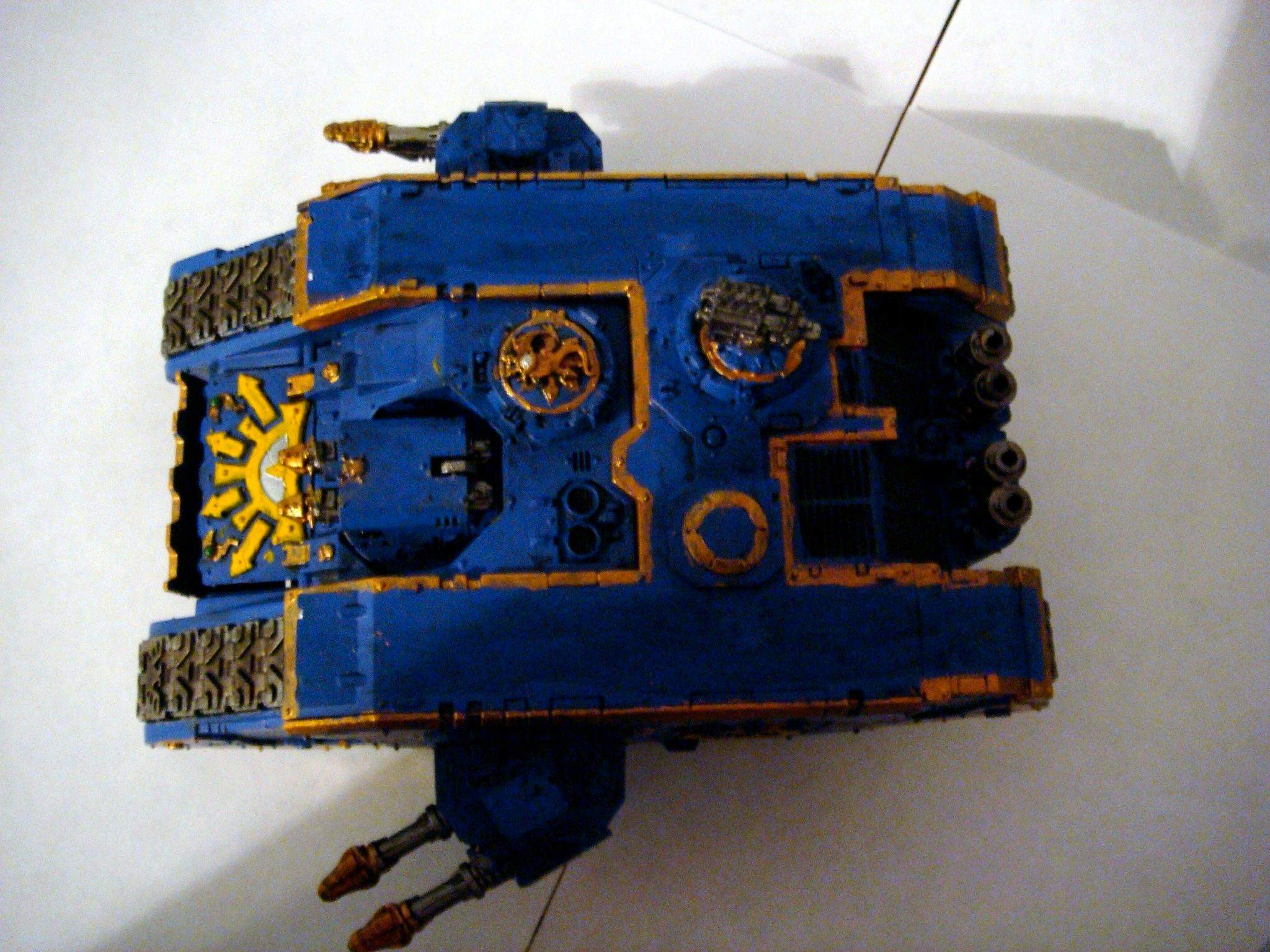 Chaos, Chaos Space Marines, Land Raider, Tank, Thousand Sons