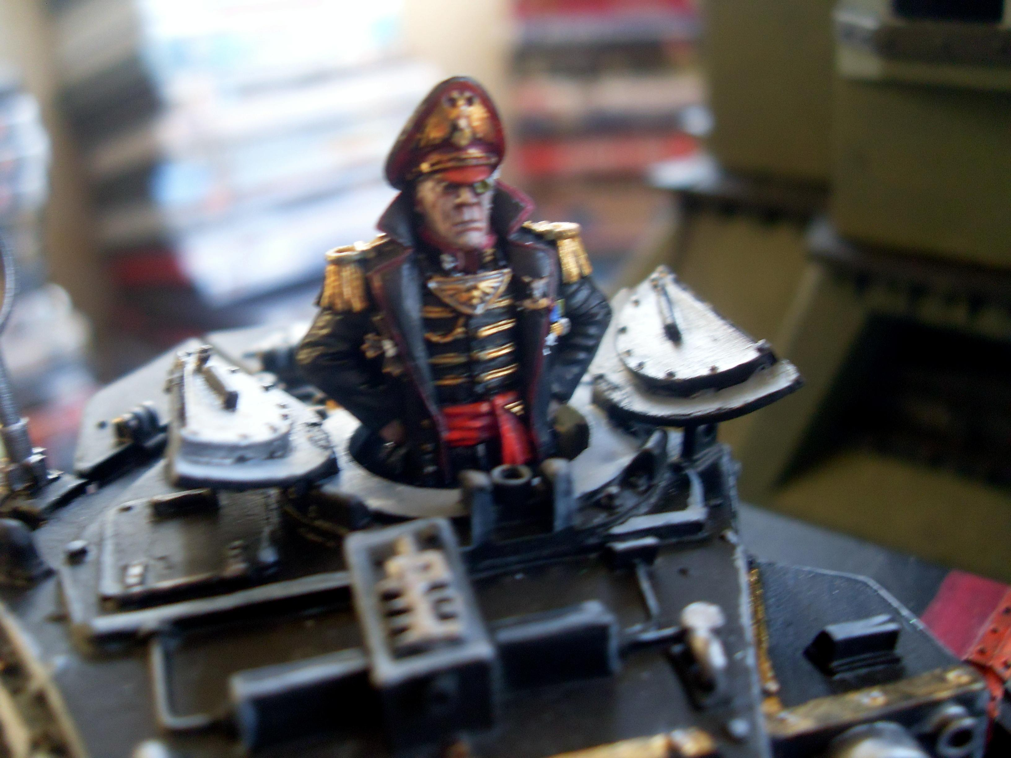 Apocalypse, Commissar, Imperial Guard, Warhammer 40,000