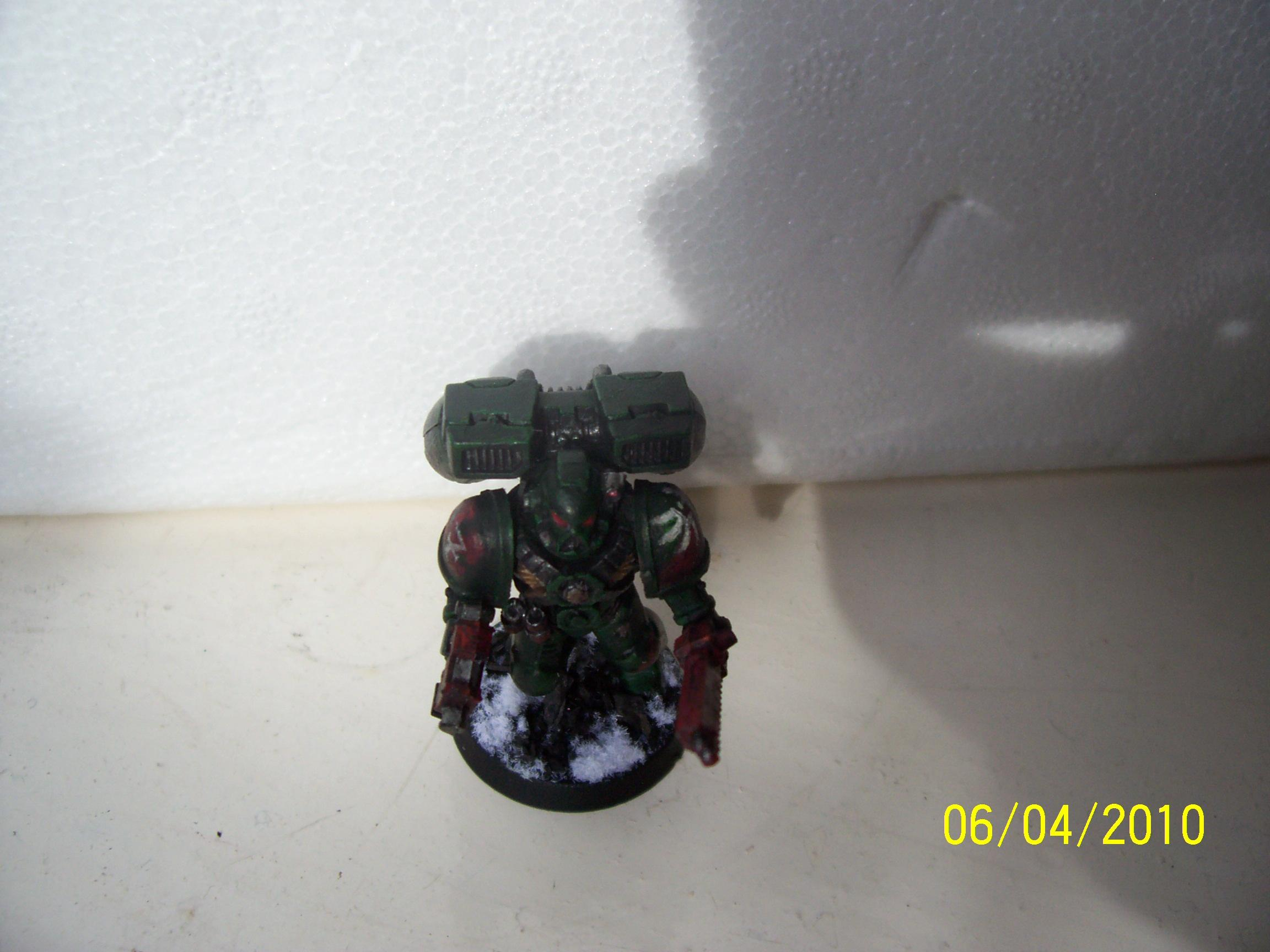 Assault Marines, Dark Angels