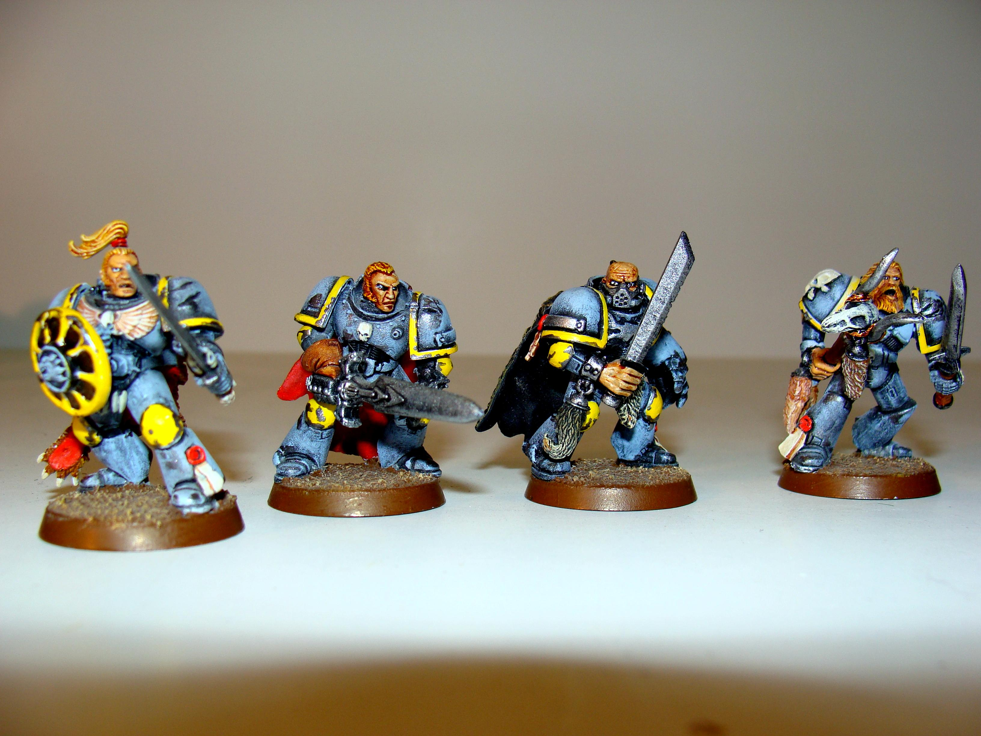 Space Wolves, Spacewolf
