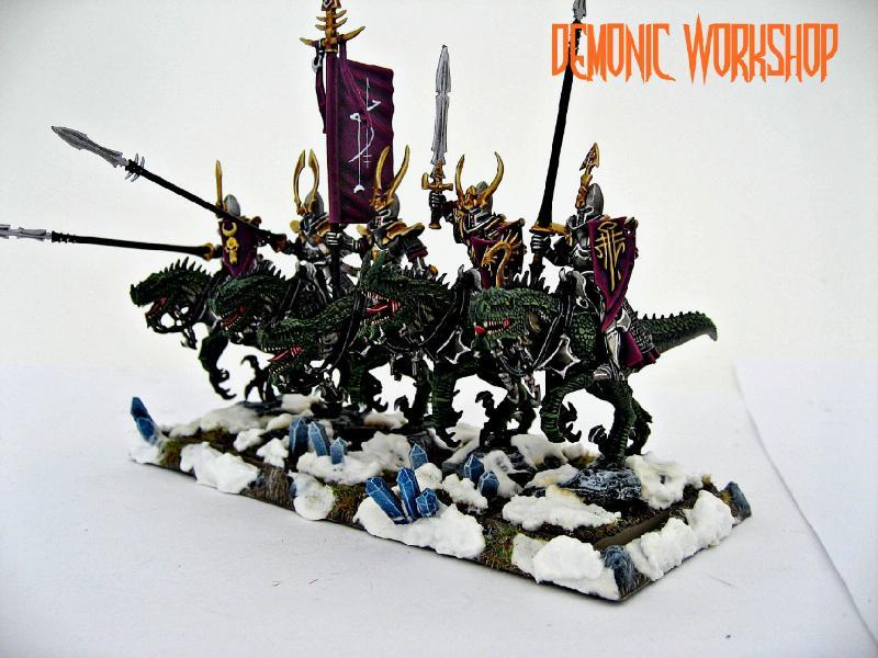 Dark Elves, Demonic Workshop, Warhammer 40,000