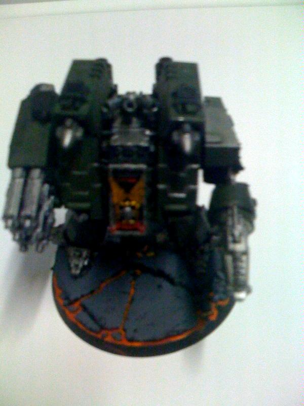 Blurred Photo, Dreadnought, Ironclad