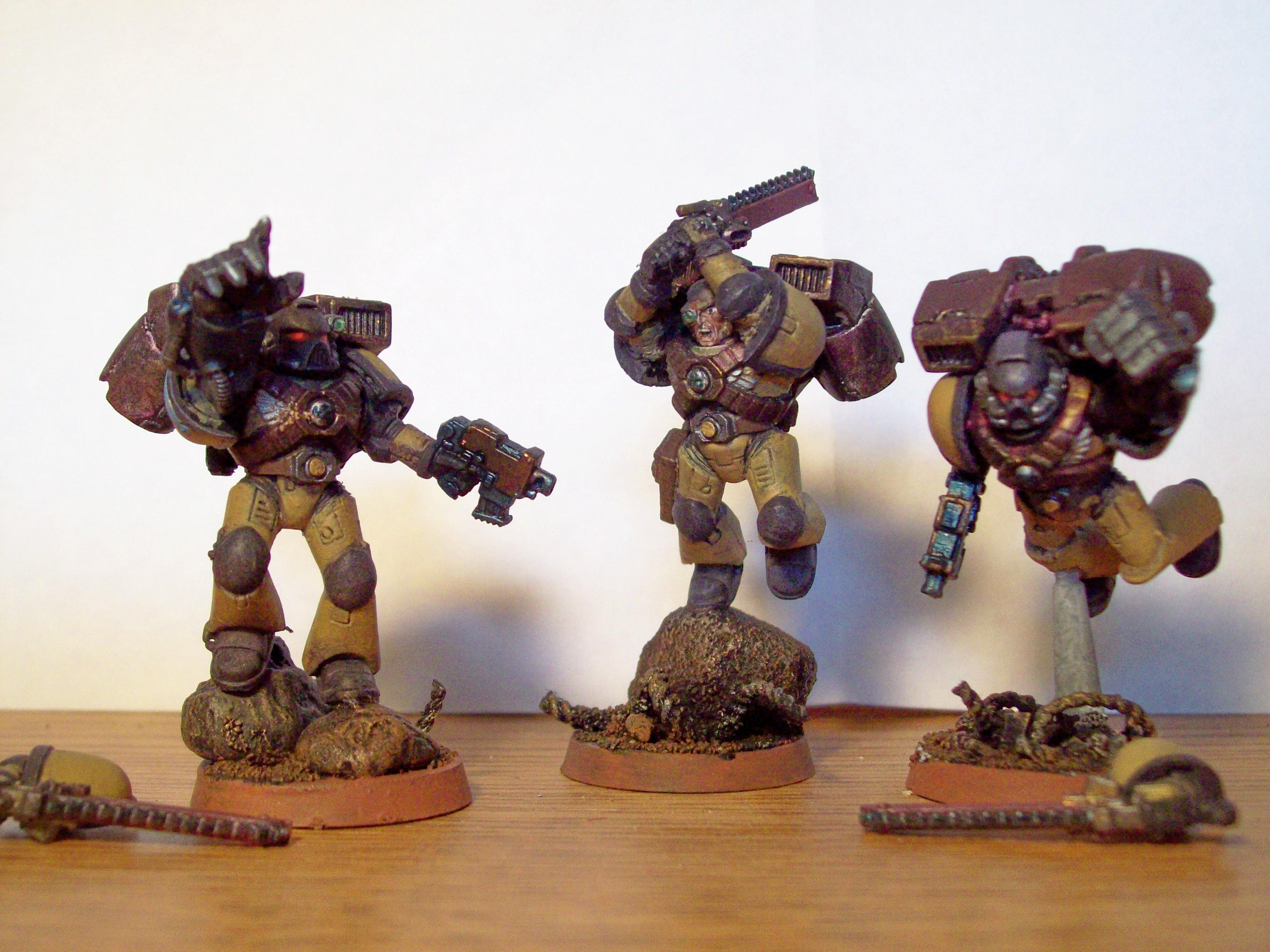 Nifty, Space Marines