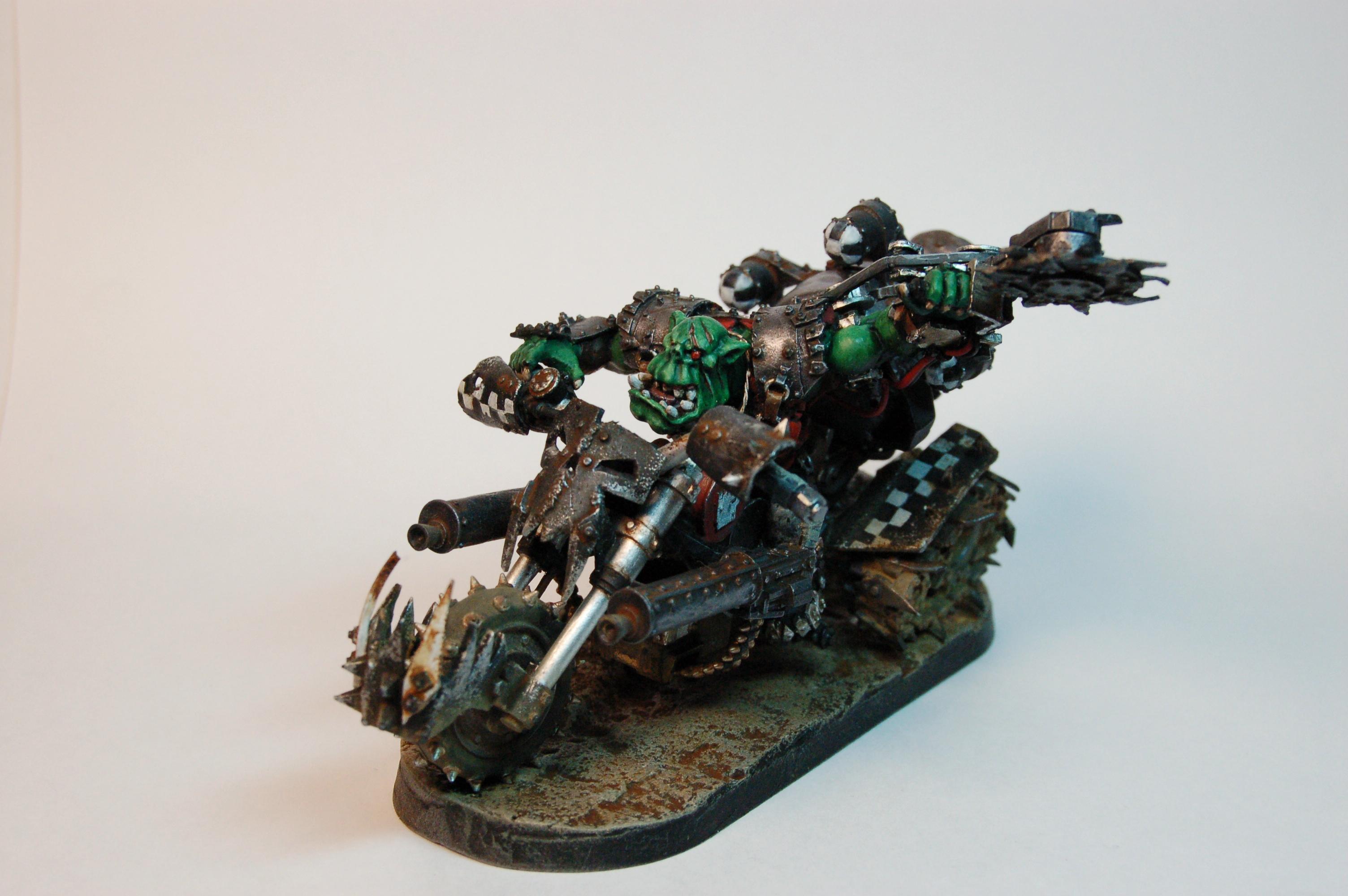 Orks, Warhammer 40,000, Wazzdakka