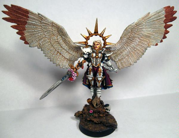 Celestine, Celestine The Living Saint, Sisters Of Battle, Witch Hunters