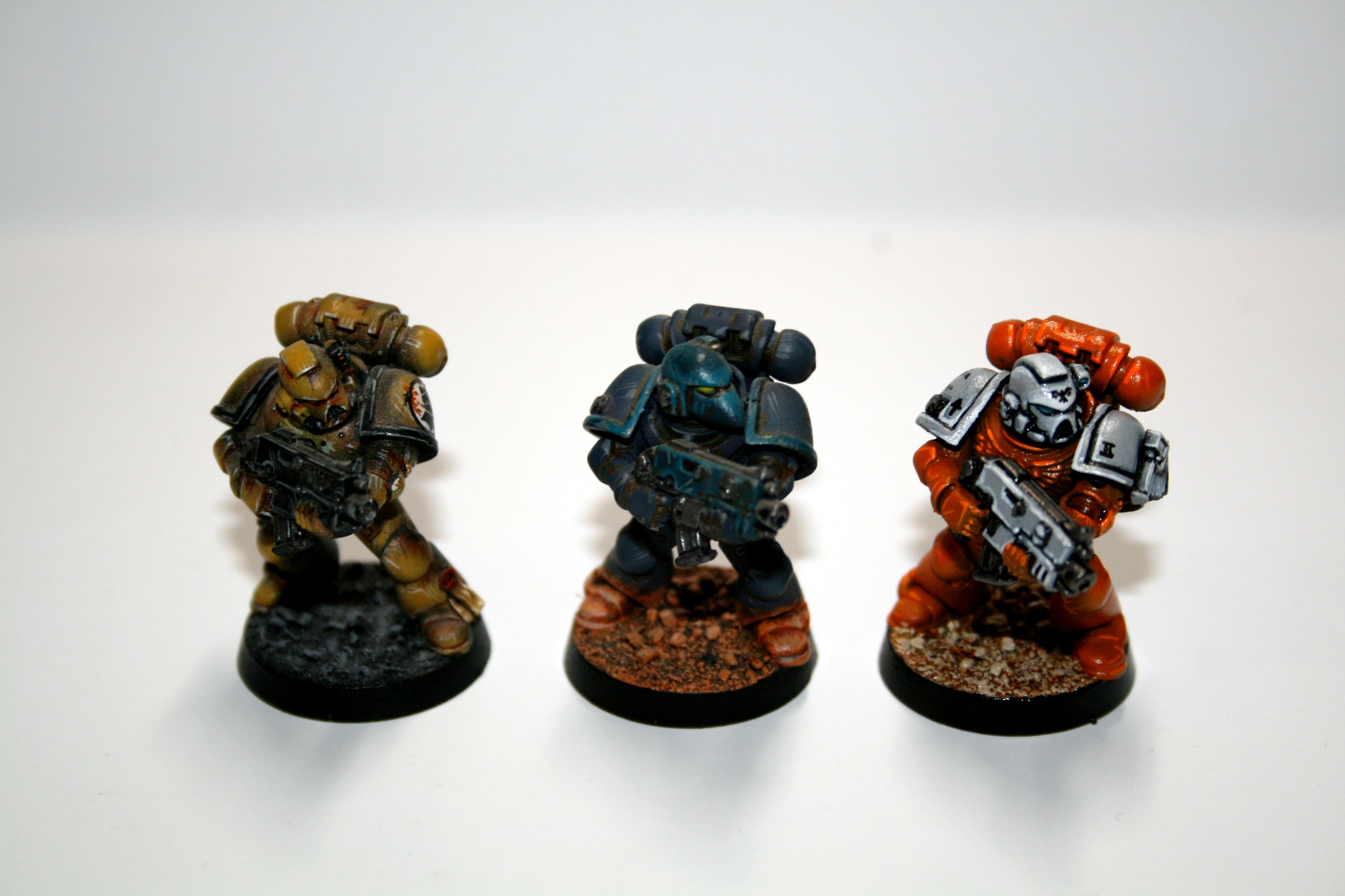 Chapter, Emperors Hammers, Own Chapter, Space Marines