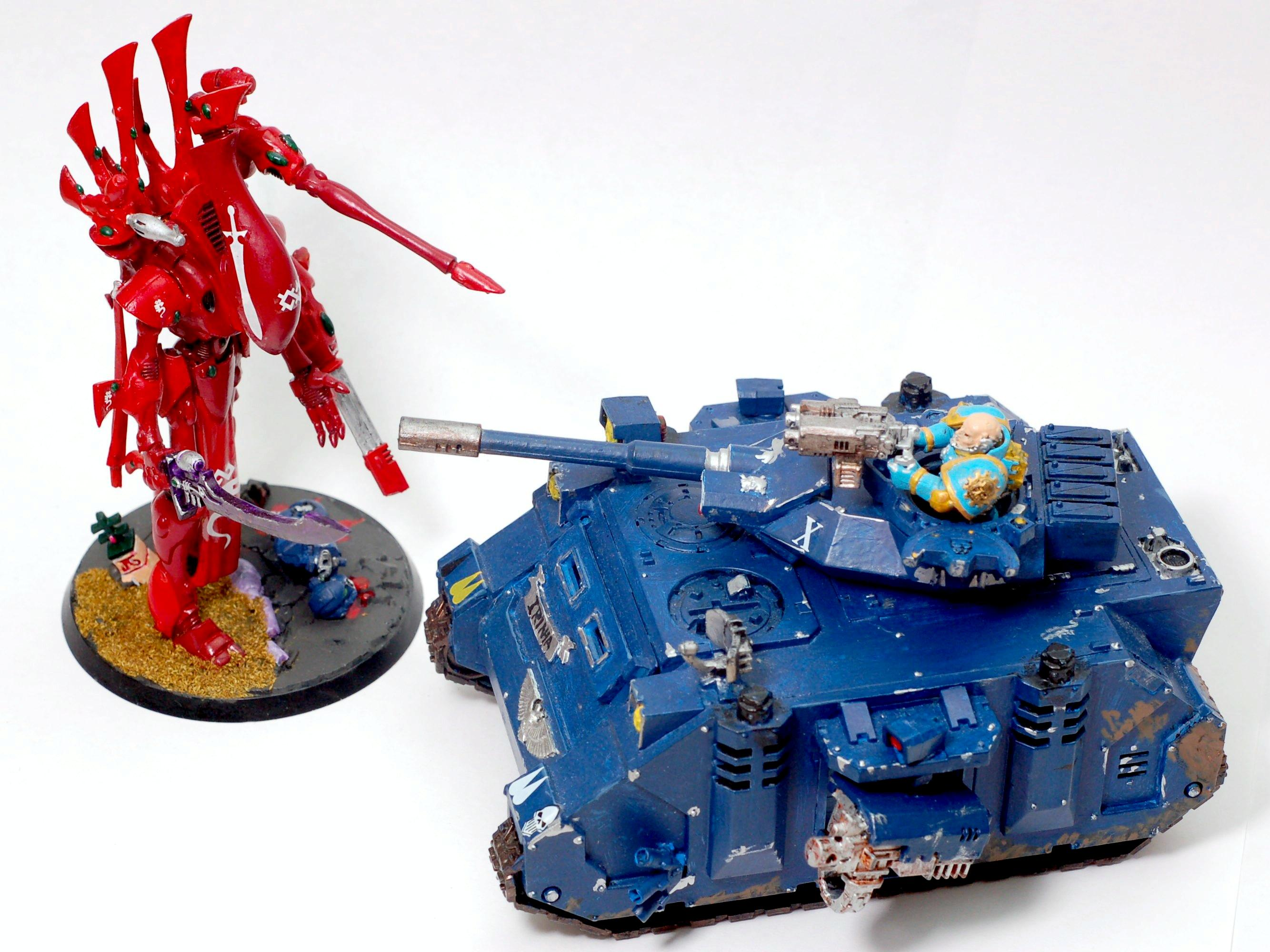 Predator vs Wraith