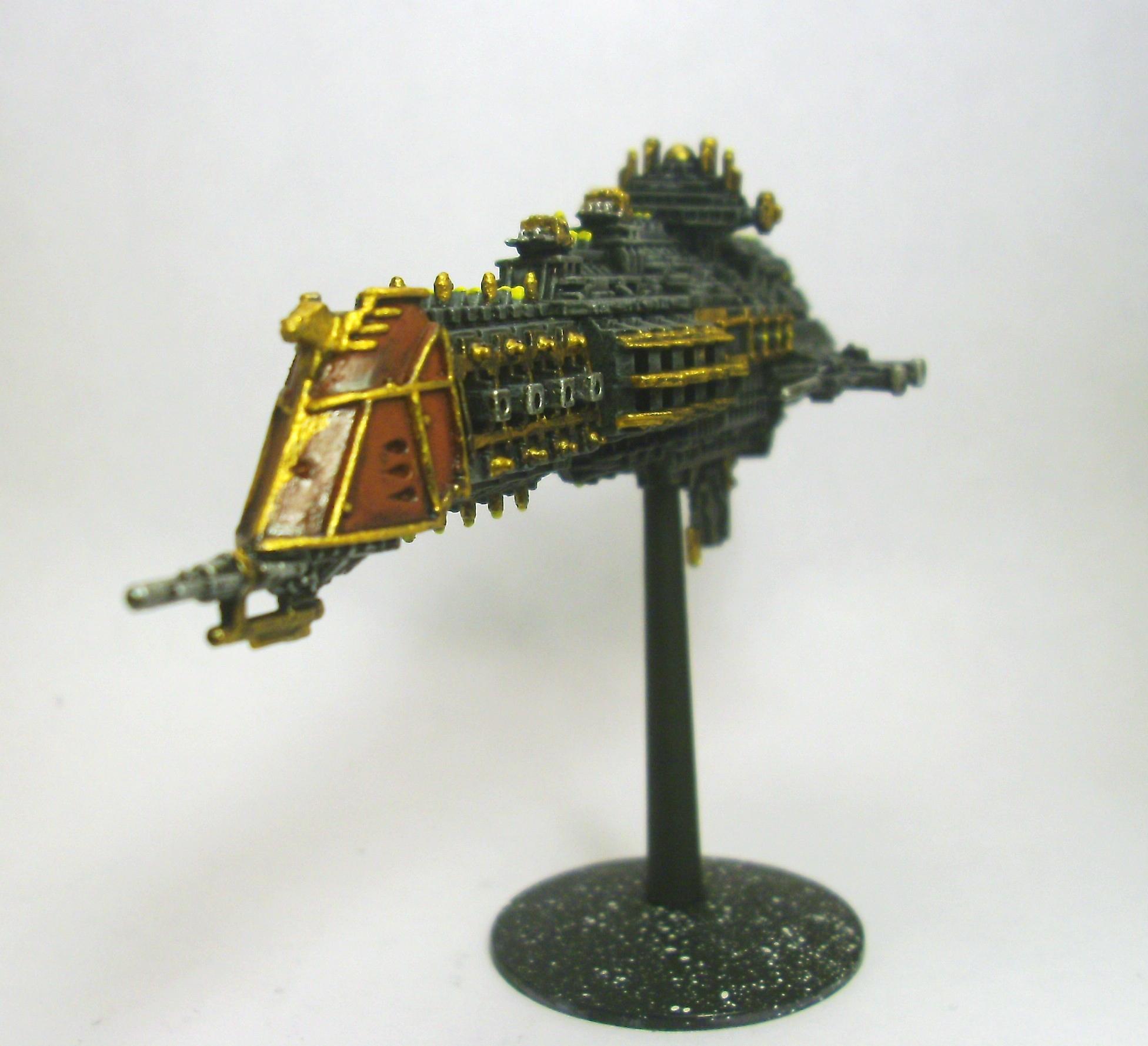 Battlefleet Gothic, Mars Cruiser