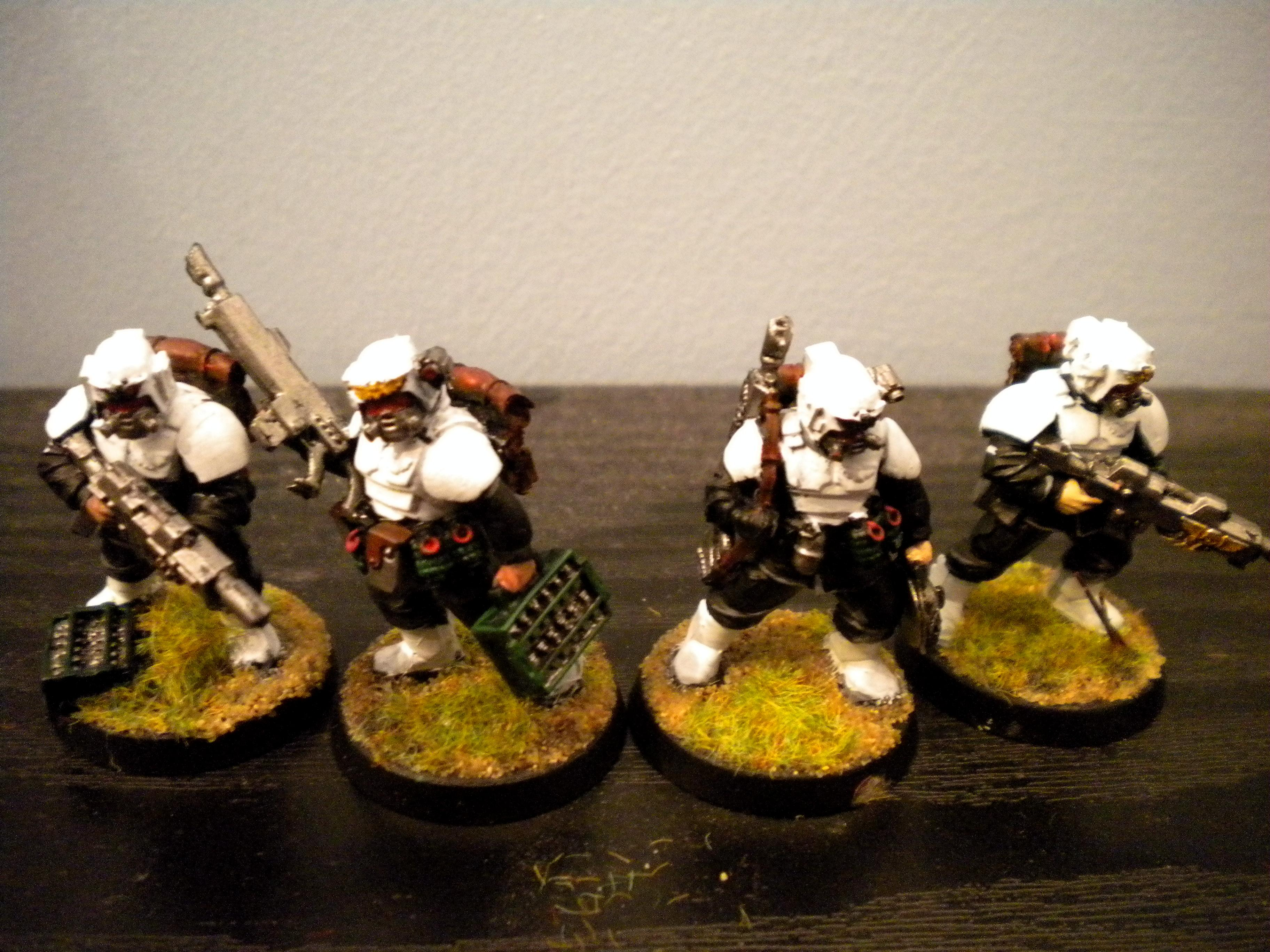 Imperial Guard, Harakoni Veterans