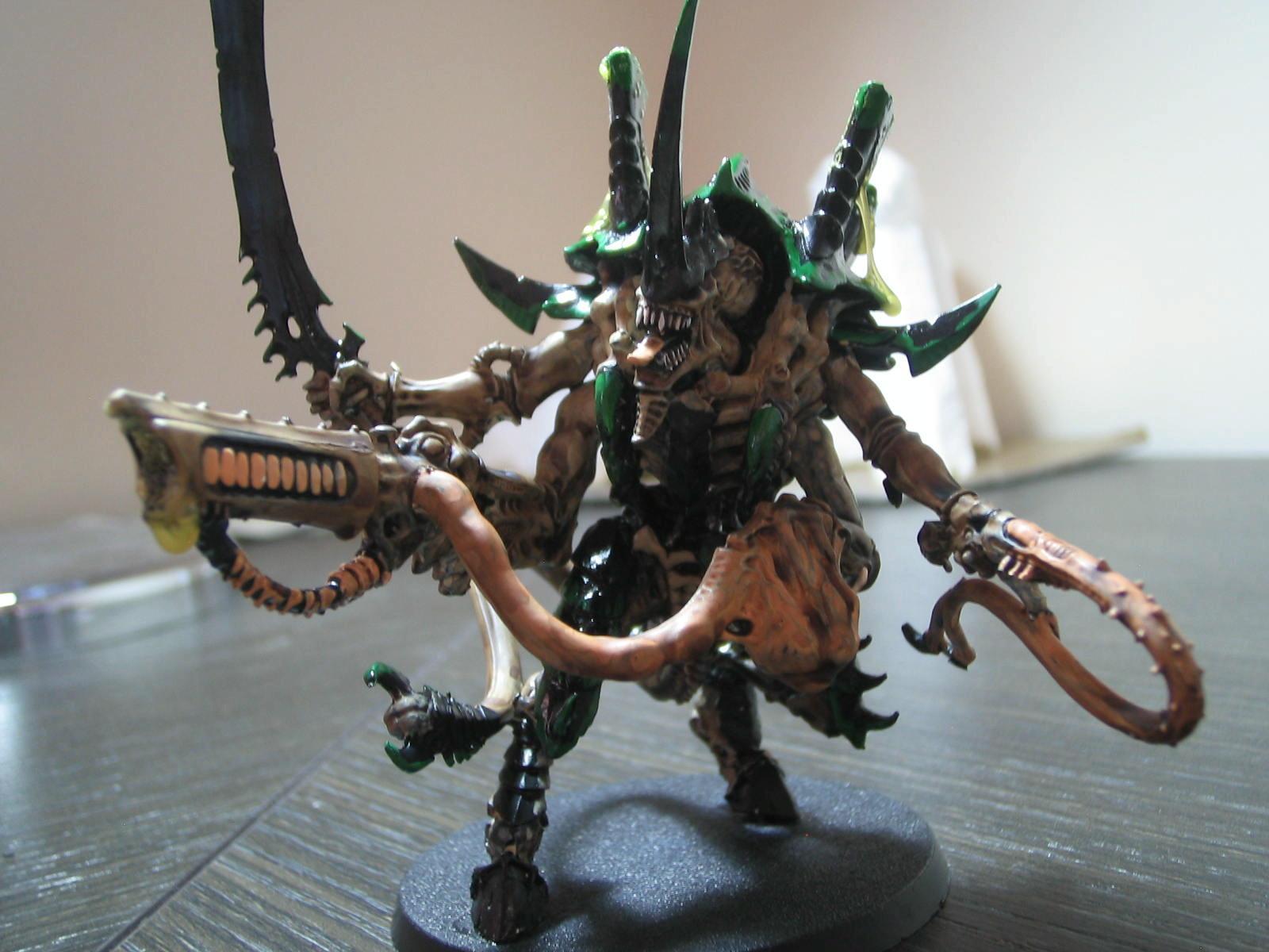 Hive Tyrant, Tyranids