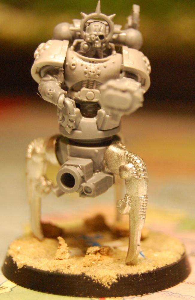 Adeptus Mechanicus, Cyborg, Servitors