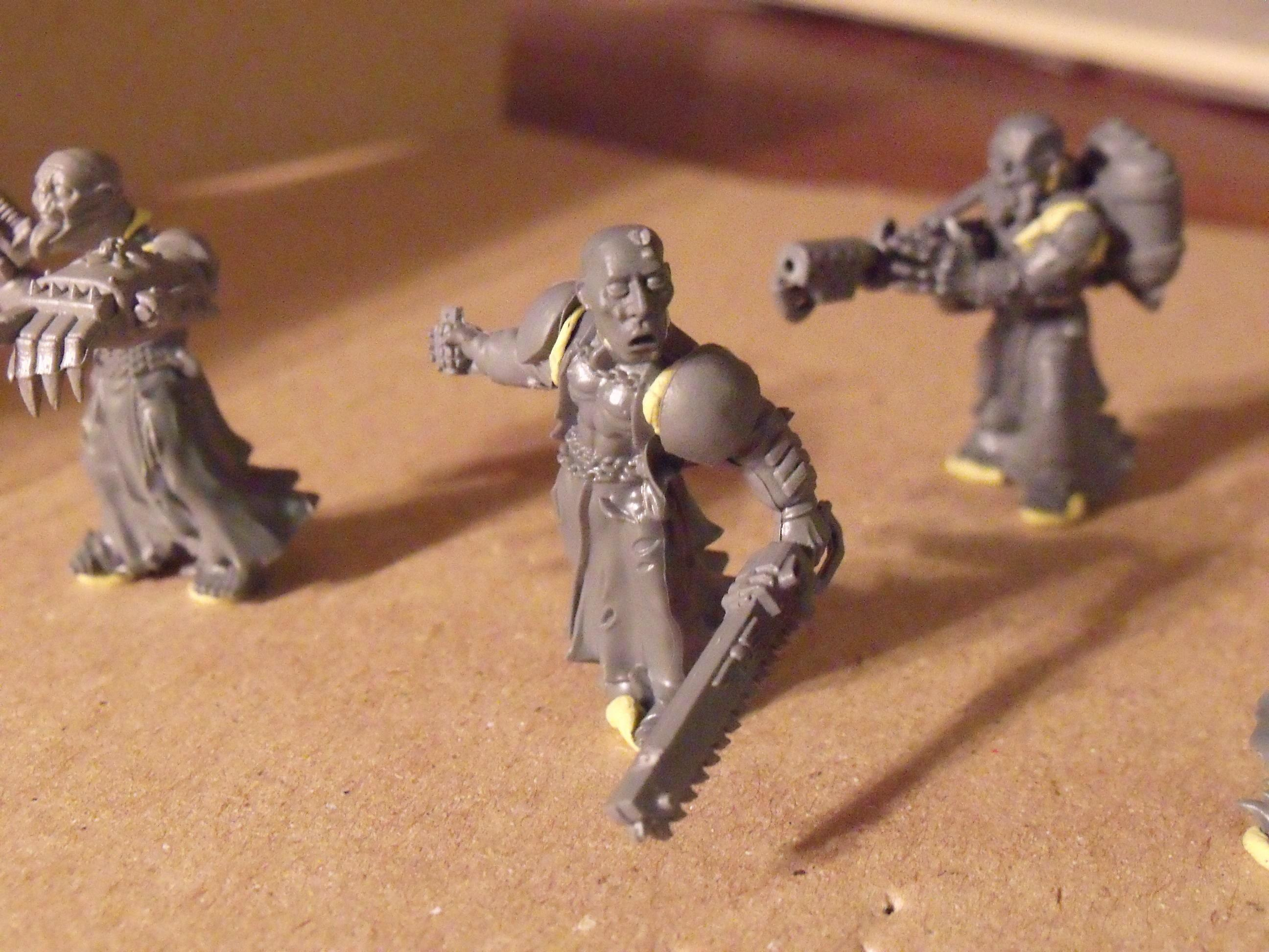 Chaos, Imperial Guard, Renegade, Warhammer 40,000