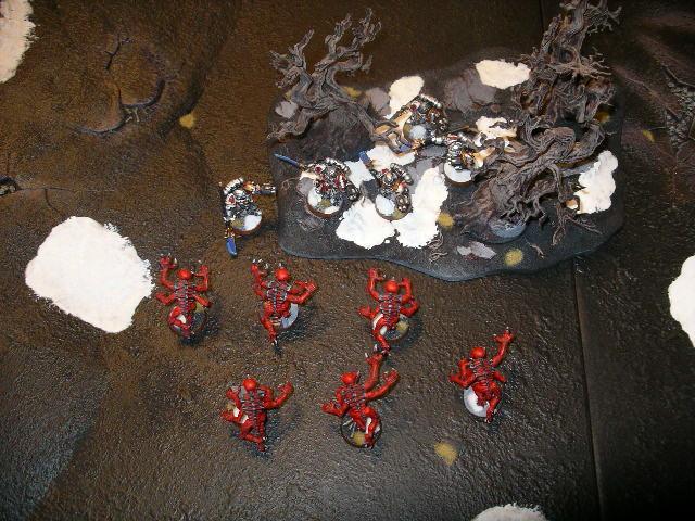 Battle, Genestealer, Tyranids