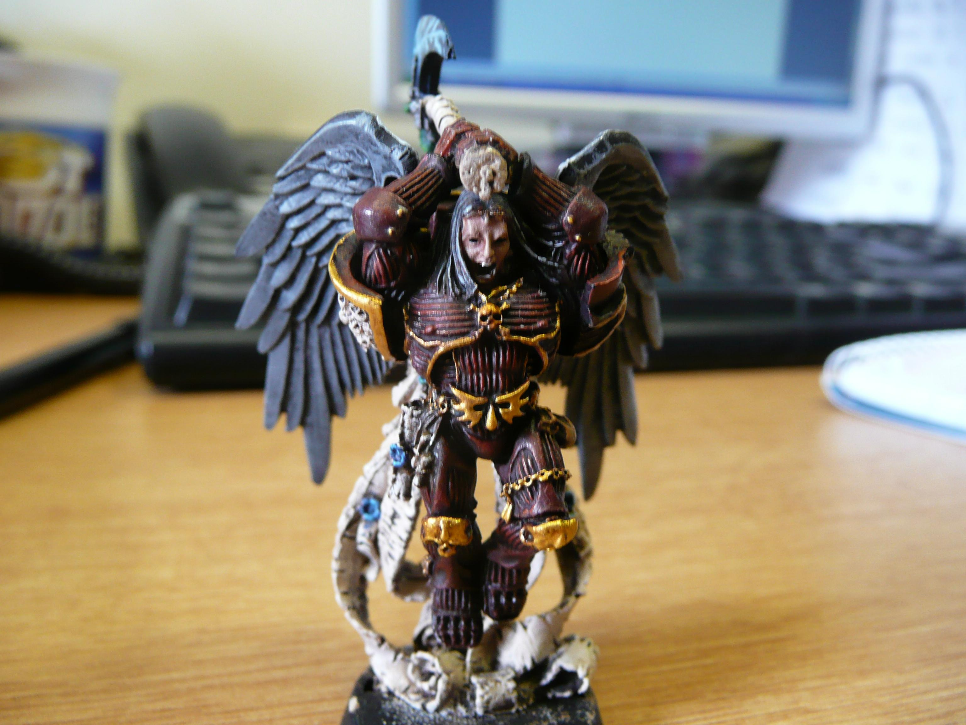 Astaroth, Astorath, Blood Angels, Chaplain, Characters, Space Marines, Warhammer 40,000