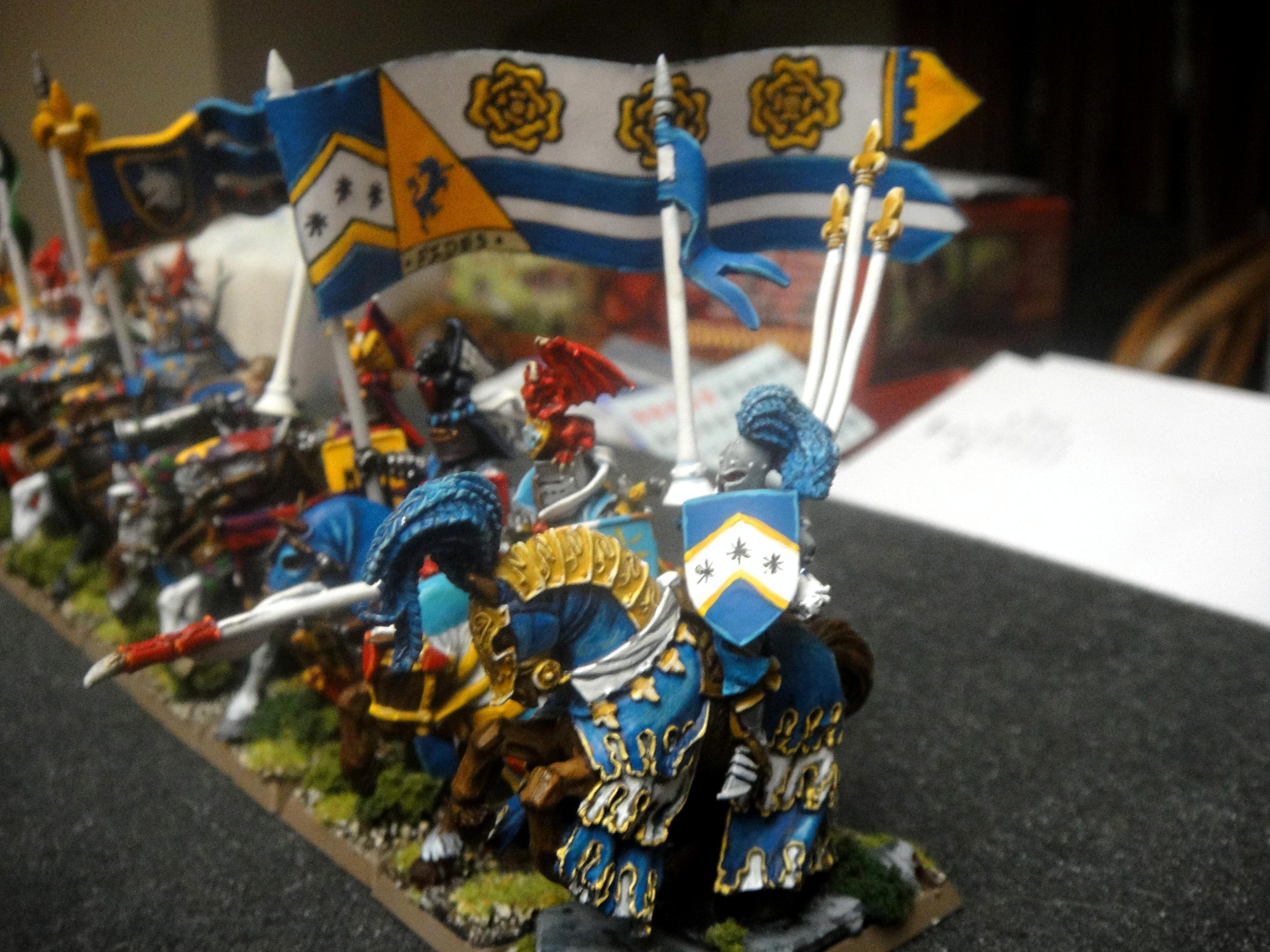 Bretonnians, Heraldry, Lord