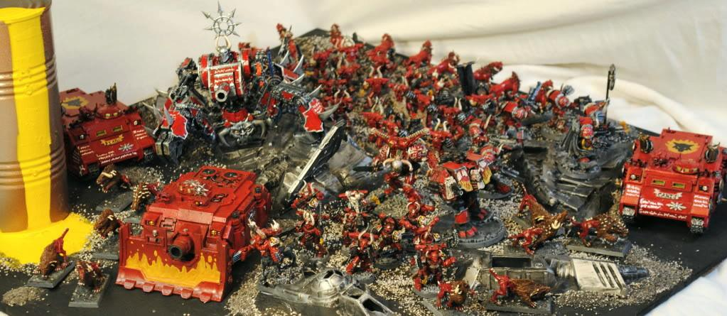 Chaos, Chaos Space Marines, Word Bearers