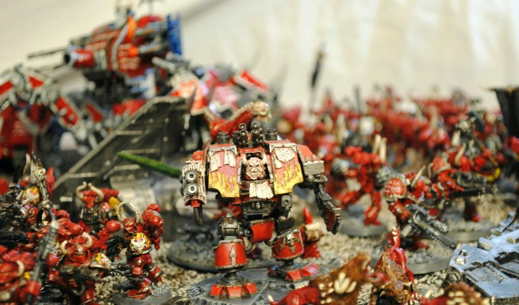 Chaos, Chaos Space Marines, Dreadnought, Forge World, Word Bearers